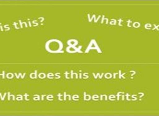 DIAGNOSTIC IMAGING Q & A