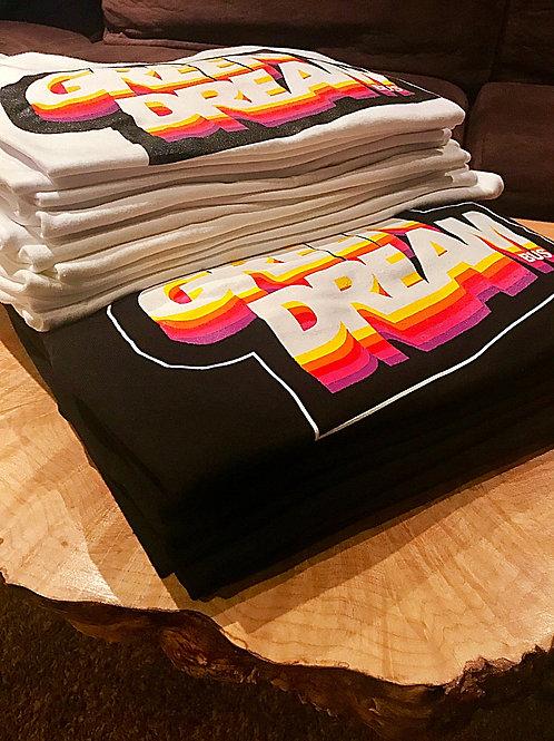 Logo Threads T-Shirt (50/50 Cotton/Poly Blend)