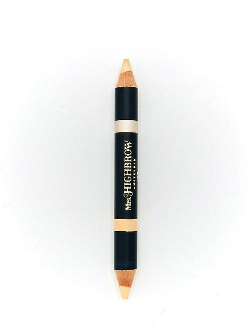 Highlighting Duo Concealer Brow Pencil