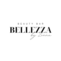 logo bellezza by zonna de pijper belleza