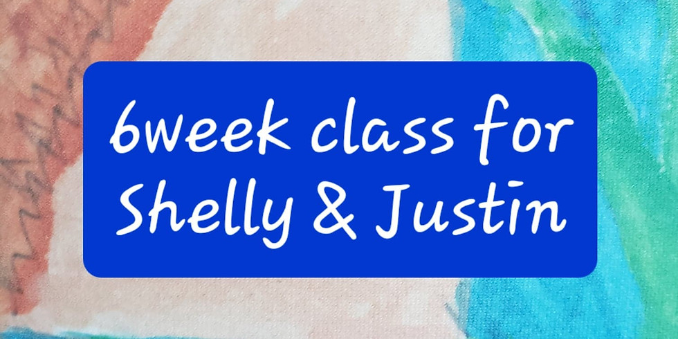 6wk clay RESERVED Shelly/Justin