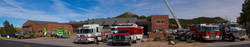 Exterior picture of fire station 161