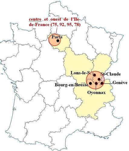 Intervention plomberie Paris 75 92 95 78 Jura 39 Ain 01 Genève