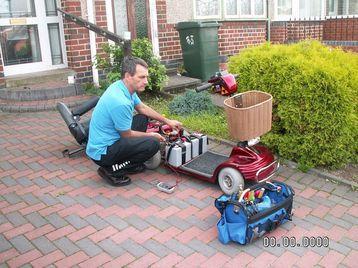 שירות טכנאי עד הבית