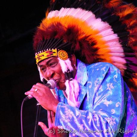 """追悼・ Eddy """"The Chief""""Clearwater 79歳誕生日祝賀ライブ(2014.1.10)"""