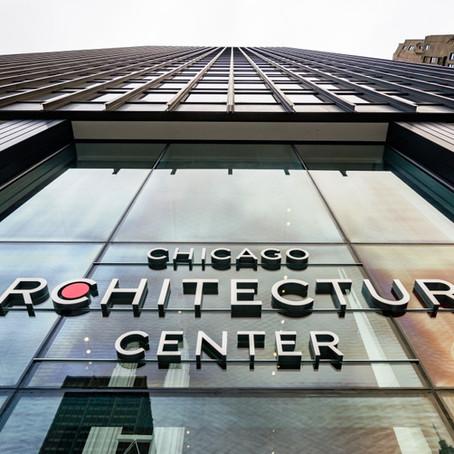シカゴ建築財団 (CAF) が移転、シカゴ建築センター (CAC) として待望のオープン!8月29日に開幕式、31日から一般公開