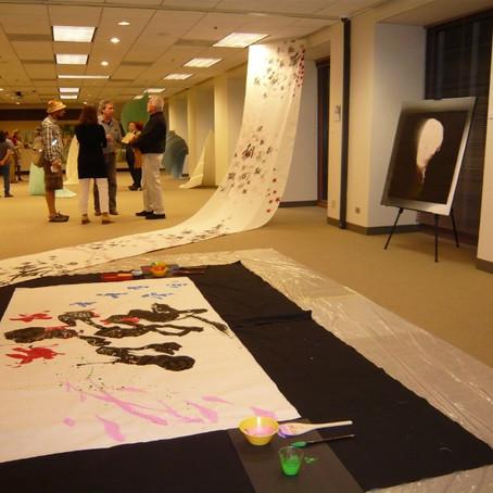 "Obihiro Contemporary Art""   Close-up of Hokkaido in Chicago ""帯広とシカゴのアーティストによる現代美術展 2018"