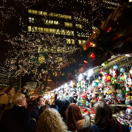 北米一早くやってくるシカゴのクリスマス。おすすめの12スポット。