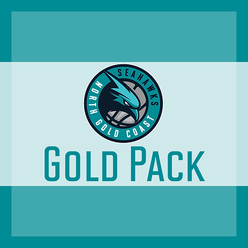 Junior Seahawks Gold Pack