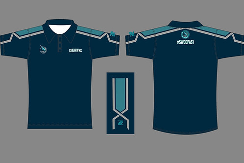 Seahawks Polo Shirt (Navy)