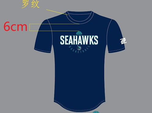 Seahawks Supporter T-Shirt (Navy)