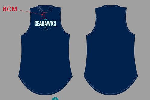 Seahawks Athletic Cut Tank Top
