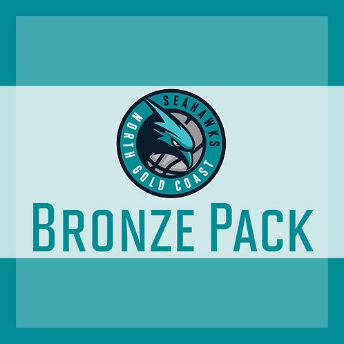 Junior Seahawks Bronze Pack