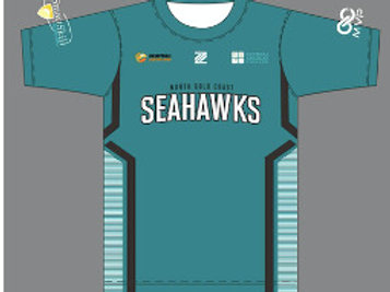 Seahawks Warm-Up Top