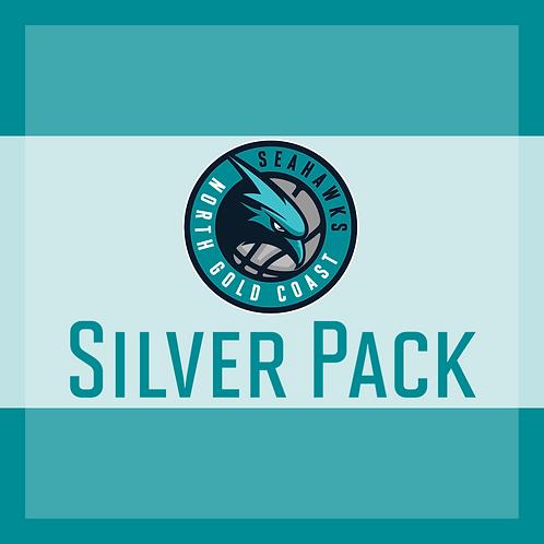 Junior Seahawks Silver Pack