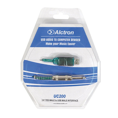 Alctron USB to Jack Guitar Link
