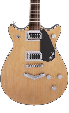 G5222 Gretsch Double Jet in Natural