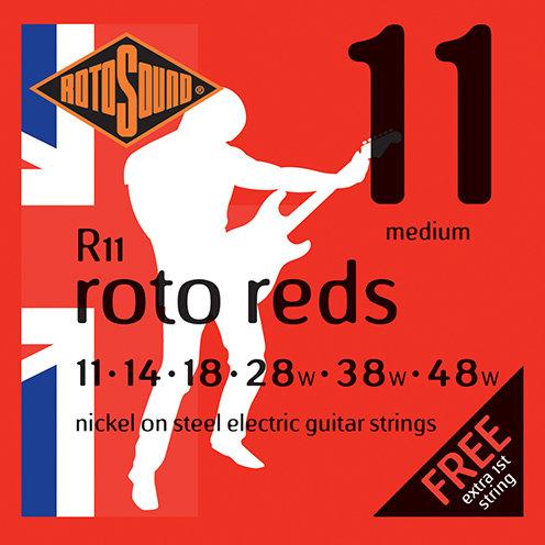 Rotosound Red 11-48