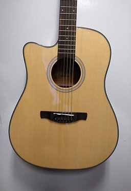 Isuzi M-90CLH Lefty Acoustic Guitar