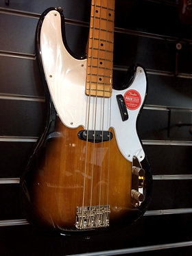 Squier by Fender Classic Vibe 50s P Bass