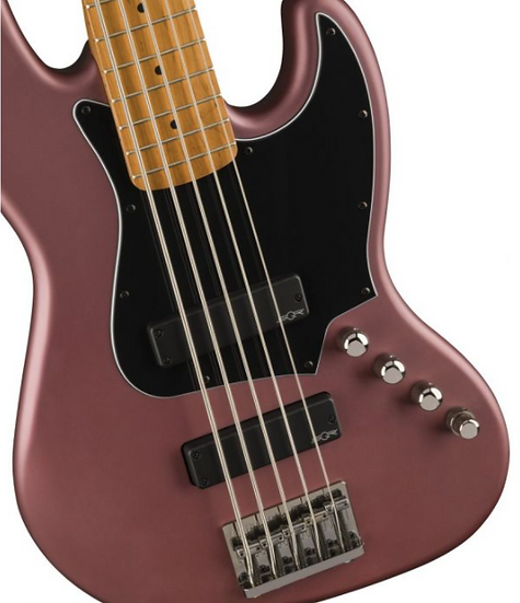 Squier by Fender Contemporary Active Jazz Bass
