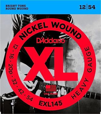 D'Addario Nickel Wound EXL145