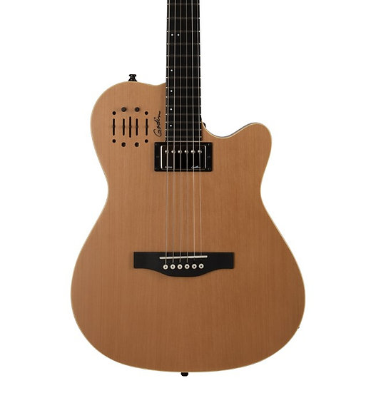 Godin A6 Ultra Natural Solid Cedar