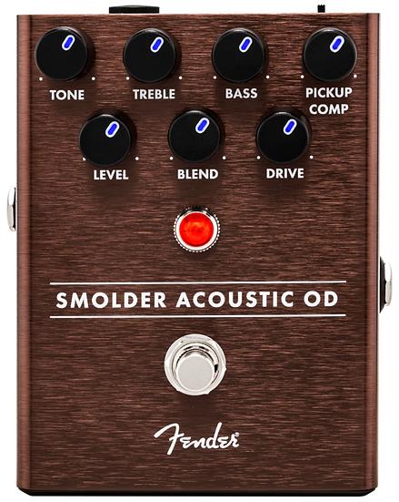 Fender Smolder Acoustic Overdrive