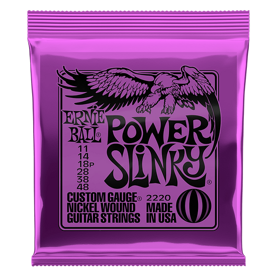 ErnieBall 11-48 Power Slinky