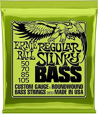 Regular Slinky 50-105. Bass