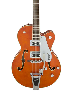 Gretsch G5420t Hollow Body Single-Cut with Bigsby Orange Stain