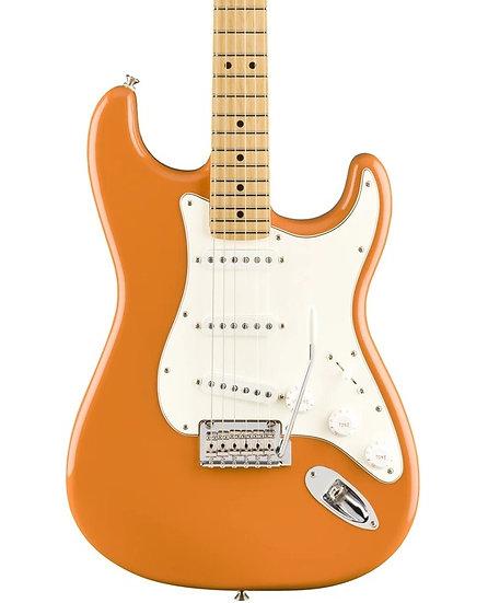 Fender Mexican Player Strat in Capri