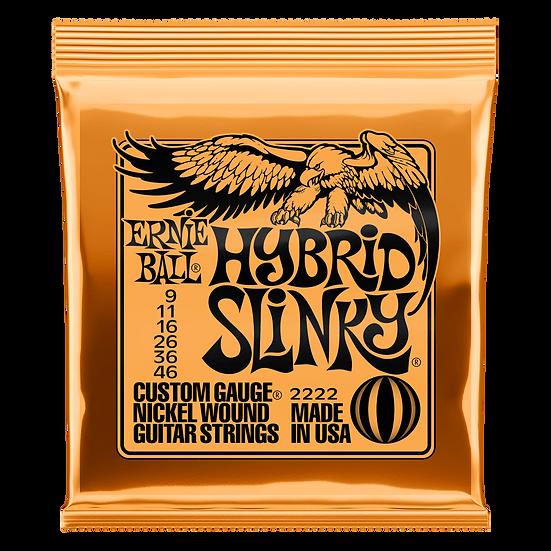 Ernie Ball 9-46 Super Slinky