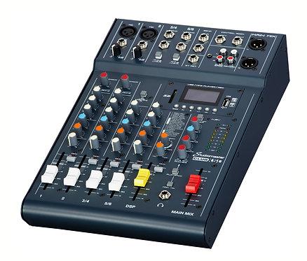 Studiomaster Club XS 6 Mixer