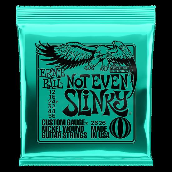 Ernie Ball 12-56 Not Even Slinky