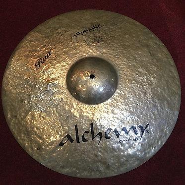 "Alchemy Professional 20""/50cm Raw Ride"