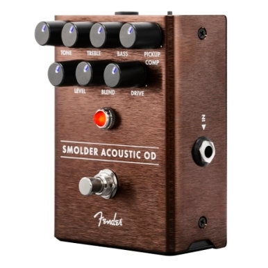Fender Smoulder Acoustic Overdrive