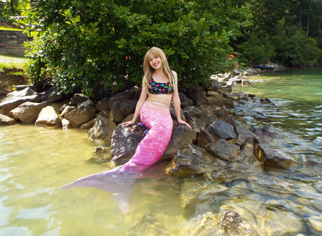 Super Important Info if you Want to be a Mermaid