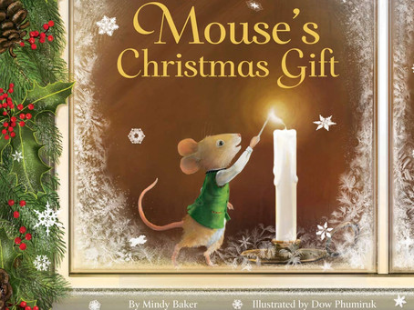 Christmas in July Celebration welcomes Mouse's Christmas Gift