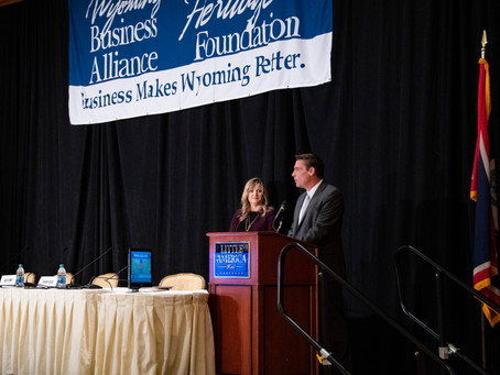 Six Wyoming success stories chosen for 2019 Governor's Business Forum