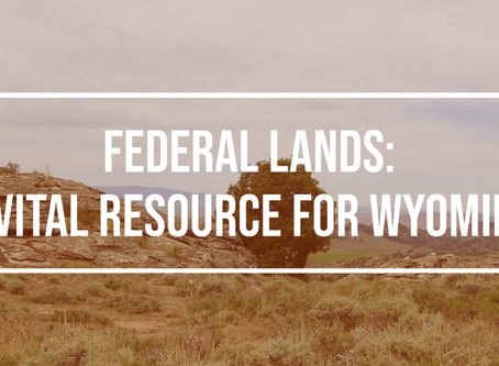 EDITORIAL: Federal Lands: A vital resource for Wyoming