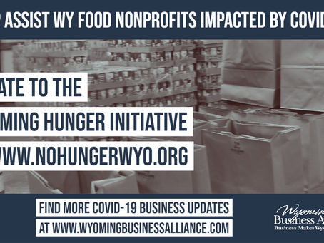 Donate to Hunger Initiative's effort to assist food nonprofits