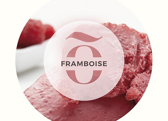 Sorbet Framboise - Acidulée, puissante - Exquissimo
