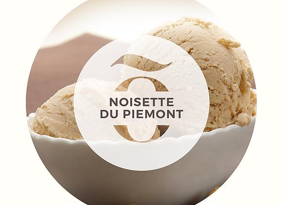 Crème glacée aux noisettes du Piemont - Exquissimo