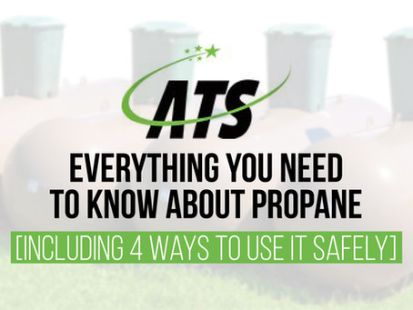Everything You Need To Know About Propane [including 4 ways to use it safely]