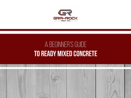 Beginner's Guide to Ready-Mixed Concrete