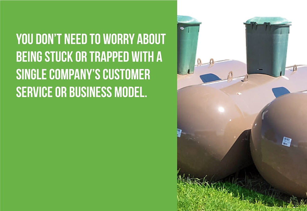 don't worry about getting stuck with poor customer service