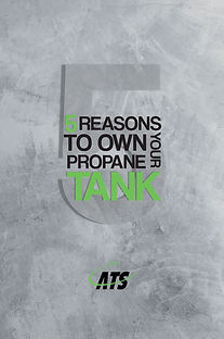 5 reasons you need to own your propane tank e-book image