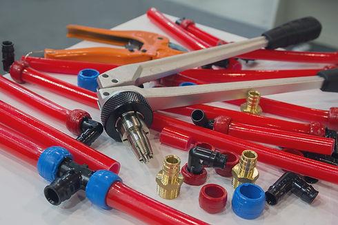 in-floor heat pex tubing supplies