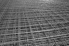 10 guage wire mesh for a concrete pour